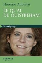 Couverture du livre « Le quai de Ouistreham » de Florence Aubenas aux éditions Feryane