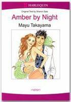 Couverture du livre « Amber by Night » de Sharon Sala aux éditions Harlequin K.k./softbank Creative Corp.