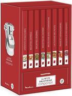 Couverture du livre « La petite bibliotheque companion » de  aux éditions Dessain Et Tolra