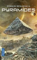 Couverture du livre « Pyramides » de Benassaya Romain aux éditions Pocket