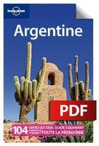 Couverture du livre « Argentine (3e édition) » de Sandra Bao aux éditions Lonely Planet France