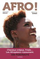 Couverture du livre « Afro » de Brigitte Sombie et Rokhaya Diallo aux éditions Arenes