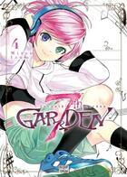 Couverture du livre « 7th garden T.4 » de Izumi Mitsu aux éditions Delcourt