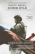 Couverture du livre « American sniper » de Chris Kyle aux éditions Nimrod
