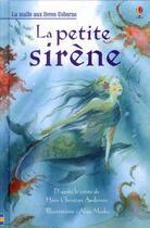 Couverture du livre « La petite sirène » de Katie Daynes aux éditions Usborne