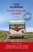 Couverture du livre « Venise n'est pas en Italie - Extrait offert » de Calberac Ivan aux éditions Flammarion