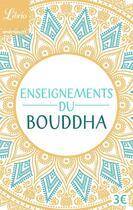 Couverture du livre « Les enseignements de Bouddha » de Jean Eracle aux éditions J'ai Lu