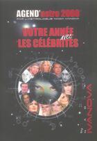 Couverture du livre « Agenda horoscope » de Ivanova Nadia aux éditions Pascal Petiot