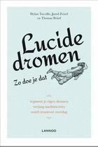 Couverture du livre « Lucide dromen » de Jared Zeizel aux éditions Terra - Lannoo, Uitgeverij