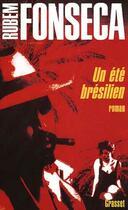 Couverture du livre « Un Ete Bresilien » de Fonseca-R aux éditions Grasset Et Fasquelle