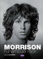 Couverture du livre « Jim Morrison » de Stephane Letourneur aux éditions Oslo