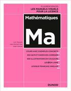 Couverture du livre « Mathématiques ; cours, exercices, méthode » de Loic Teyssier et Gael Collinet et Jean-Romain Heu aux éditions Dunod