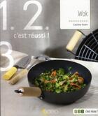 Couverture du livre « Wok » de Caroline Bodin aux éditions Saep