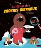 Couverture du livre « L'affaire des cookies disparus » de Collectif aux éditions Nathan