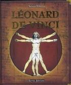 Couverture du livre « Léonard de Vinci » de Susanne Rebscher aux éditions Terres Editions