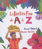 Couverture du livre « Le Burkina Faso de A à Z » de Veronique Vernette aux éditions Points De Suspension