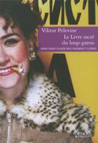 Couverture du livre « Le livre sacré du loup-garou » de Victor Pelevine aux éditions Denoel