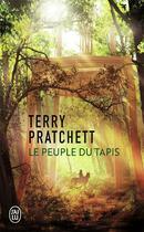 Couverture du livre « Le peuple du tapis » de Terry Pratchett aux éditions J'ai Lu