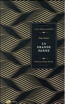 Couverture du livre « La grande panne » de Theo Varlet aux éditions Bibliotheque Nationale De France