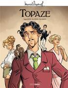Couverture du livre « Topaze ; INTEGRALE T.1 ET T.2 » de Serge Scotto et Eric Stoffel et Eric Hubsch aux éditions Bamboo