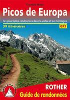 Couverture du livre « Picos de Europa » de Collectif aux éditions Rother