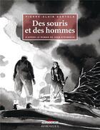Couverture du livre « Des souris et des hommes » de Bertola-Pa aux éditions Delcourt