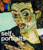 Couverture du livre « Self-portraits » de Ernst Rebel aux éditions Taschen