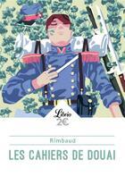 Couverture du livre « Les cahiers de Douai » de Arthur Rimbaud aux éditions J'ai Lu
