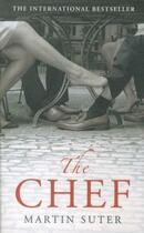 Couverture du livre « The chef » de Martin Suter aux éditions Atlantic Books