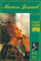 Couverture du livre « L'avant-scène opéra N.137 ; Manon Lescaut » de Giacomo Puccini aux éditions Premieres Loges