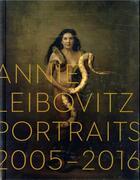 Couverture du livre « Annie Leibovitz : portraits 2005-2016 » de Annie Leibovitz aux éditions Phaidon