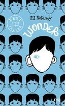 Couverture du livre « Wonder » de R. J. Palacio aux éditions Pocket Jeunesse