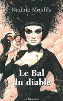 Couverture du livre « Le bal du diable » de Nadine Monfils aux éditions La Musardine