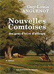 Couverture du livre « Nouvelles comtoises des gens d'ici et d'ailleurs » de Guy-Louis Anguenot aux éditions Sekoya