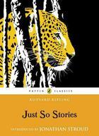 Couverture du livre « Just so stories » de Rudyard Kipling aux éditions Children Pbs