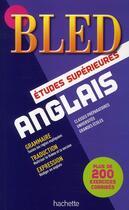 Couverture du livre « Bled ; Anglais ; Classe Prépas » de Annie Sucell et Sophie Mc Keown aux éditions Hachette Education