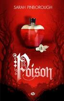 Couverture du livre « Poison » de Sarah Pinborough aux éditions Bragelonne