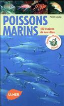 Couverture du livre « Poissons marins » de Patrick Louisy aux éditions Eugen Ulmer