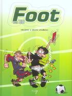 Couverture du livre « Foot en bd » de Mo-Cdm aux éditions Elcy Jeunesse