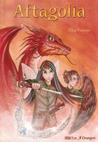 Couverture du livre « Aftagolia » de Elisa Fortune aux éditions 12-21