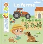 Couverture du livre « La ferme » de Jeanne Boyer et Ilaria Falorsi aux éditions Milan