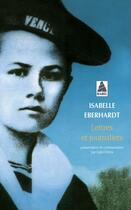 Couverture du livre « Lettres Et Journaliers » de Isabelle Eberhardt aux éditions Actes Sud