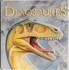 Couverture du livre « L'univers animé des dinosaures » de Kim Thompson et Frederique Fraisse et Steve Kingstone aux éditions Quatre Fleuves