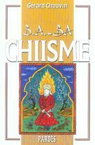 Couverture du livre « Chiisme » de Gerard Chauvin aux éditions Pardes