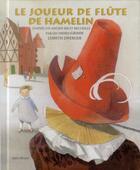 Couverture du livre « Le joueur de flûte de Hamelin » de Lisbeth Zwerger aux éditions Mineditions