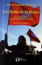 Couverture du livre « Fruits de la hogra ; la première marche de la révolution tunisienne 2010-11 » de Aalouach Belkanichi aux éditions Orizons