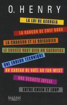 Couverture du livre « La loi de Georgia » de O. Henry aux éditions Bernard Pascuito
