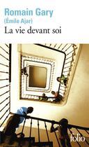 Couverture du livre « La vie devant soi » de Romain Gary aux éditions Gallimard