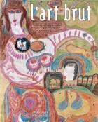 Couverture du livre « L'art brut » de Martine Lusardy aux éditions Citadelles & Mazenod