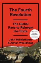 Couverture du livre « The Fourth Revolution » de Micklethwait John aux éditions Penguin Books Ltd Digital